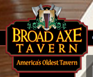 TheBroadAxeTavern Philly