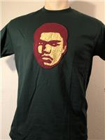 Mohamed Ali Handcrafted on T-Shirt